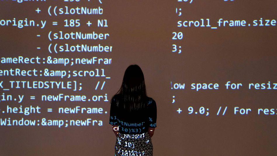 Wertvoller digitaler Besitz: Der Quellcode wurde 1989 vom Erfinder des WWW, Tim Berners-Lee, verfasst
