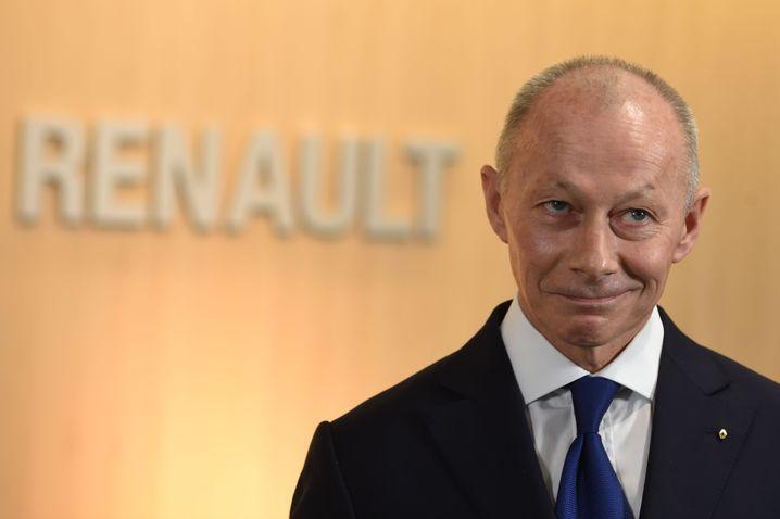 Thierry Bolloré, bisheriger Vize Ghosns und neuer Renault-CEO