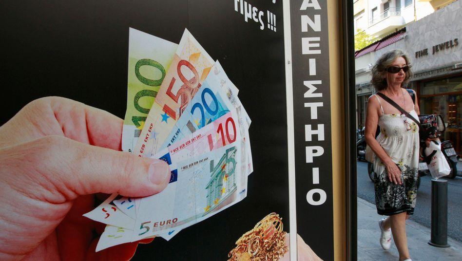 Vorbild China: Griechen wollen mit besonders geschützten Wirtschaftsgebieten aus der Krise kommen