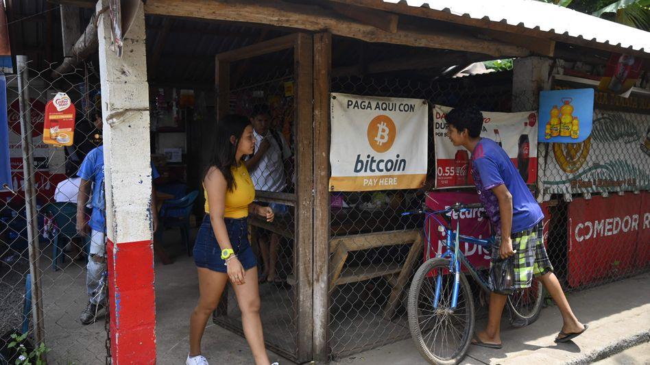 Eintrag in die Geschichtsbücher: El Salvador ist das erste Land, das Bitcoin als gesetzliches Zahlungsmittel zulässt