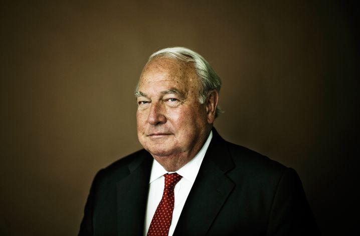 Vollblutunternehmer: Bremsen-Milliardär Heinz Hermann Thiele.