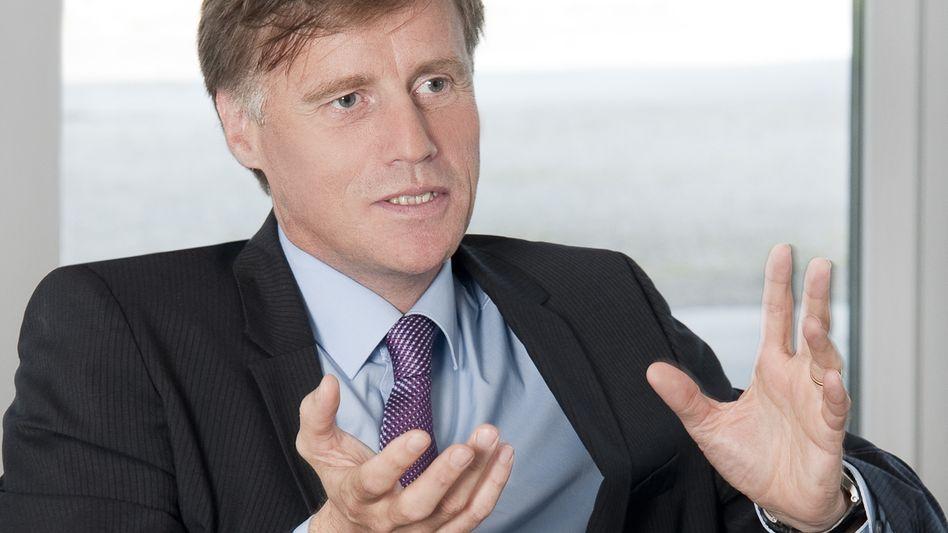 Neu in der Vorstandsriege von Infineon: Jochen Hanebeck