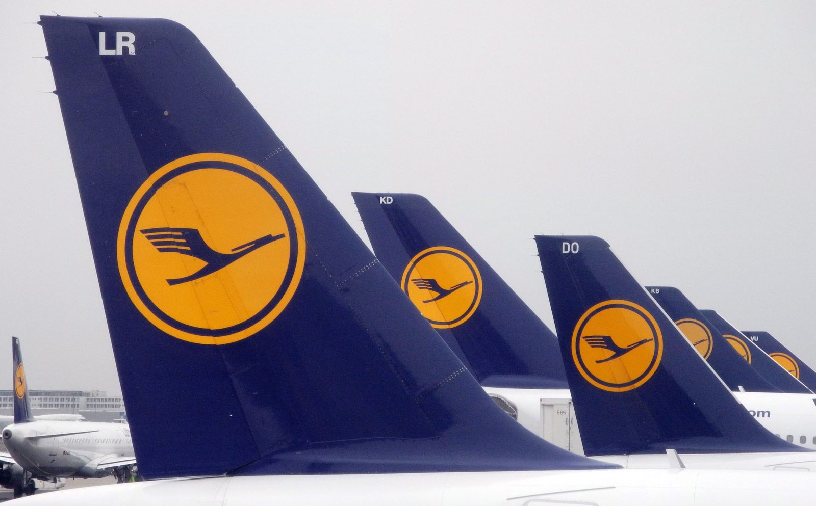 German Lufthansa strike