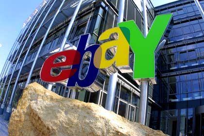 Ebay: Paypal und Skype sorgen für Lichtblick