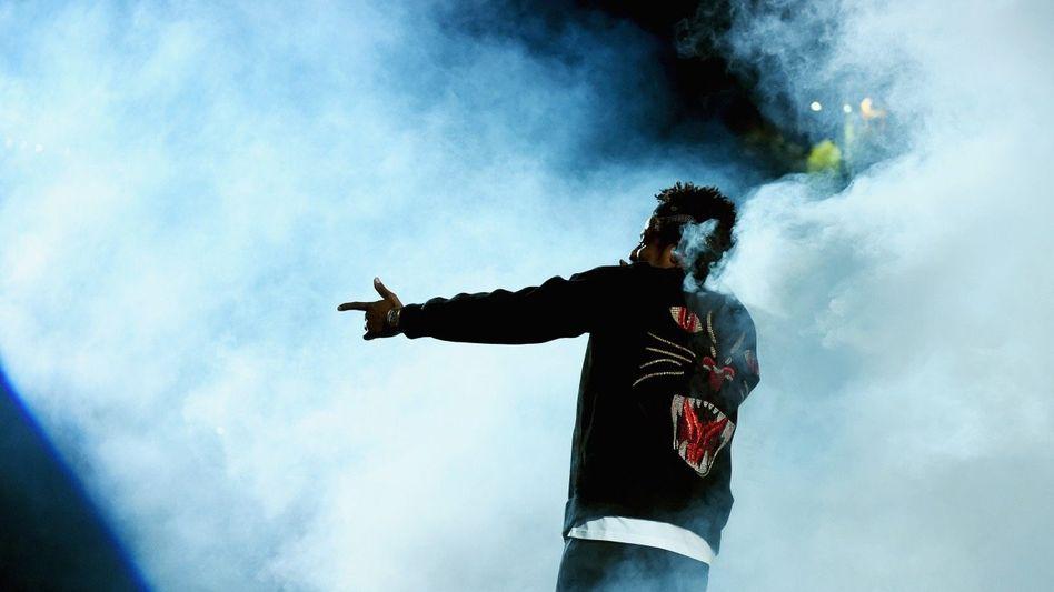 SHOWMAN UND RAUBKATZE Der Rapper Shawn Carter alias Jay-Z bringt Puma im US-Basketballgeschäft zurück ins Spiel