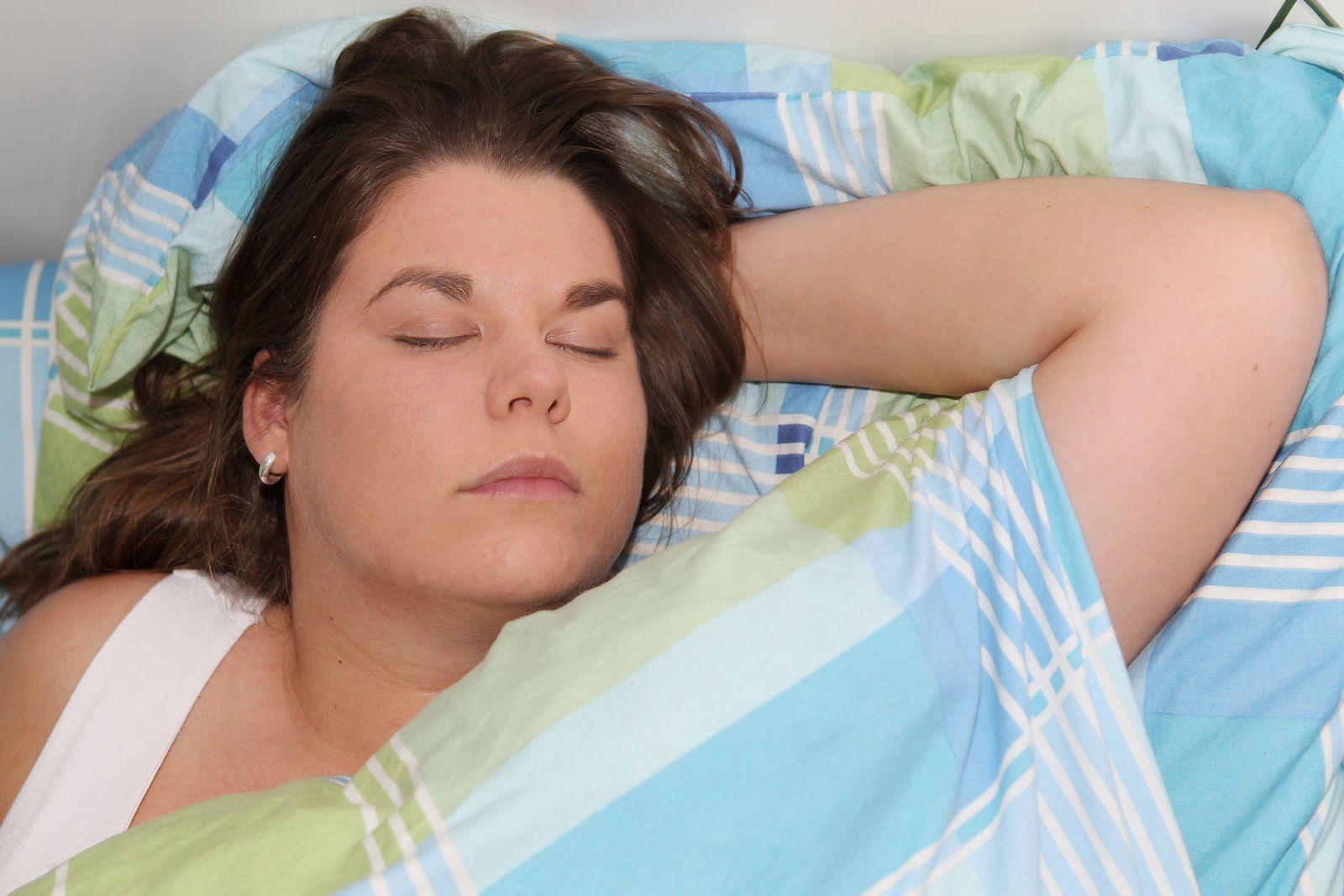 Schlafstörung/ Schlaganfallrisiko