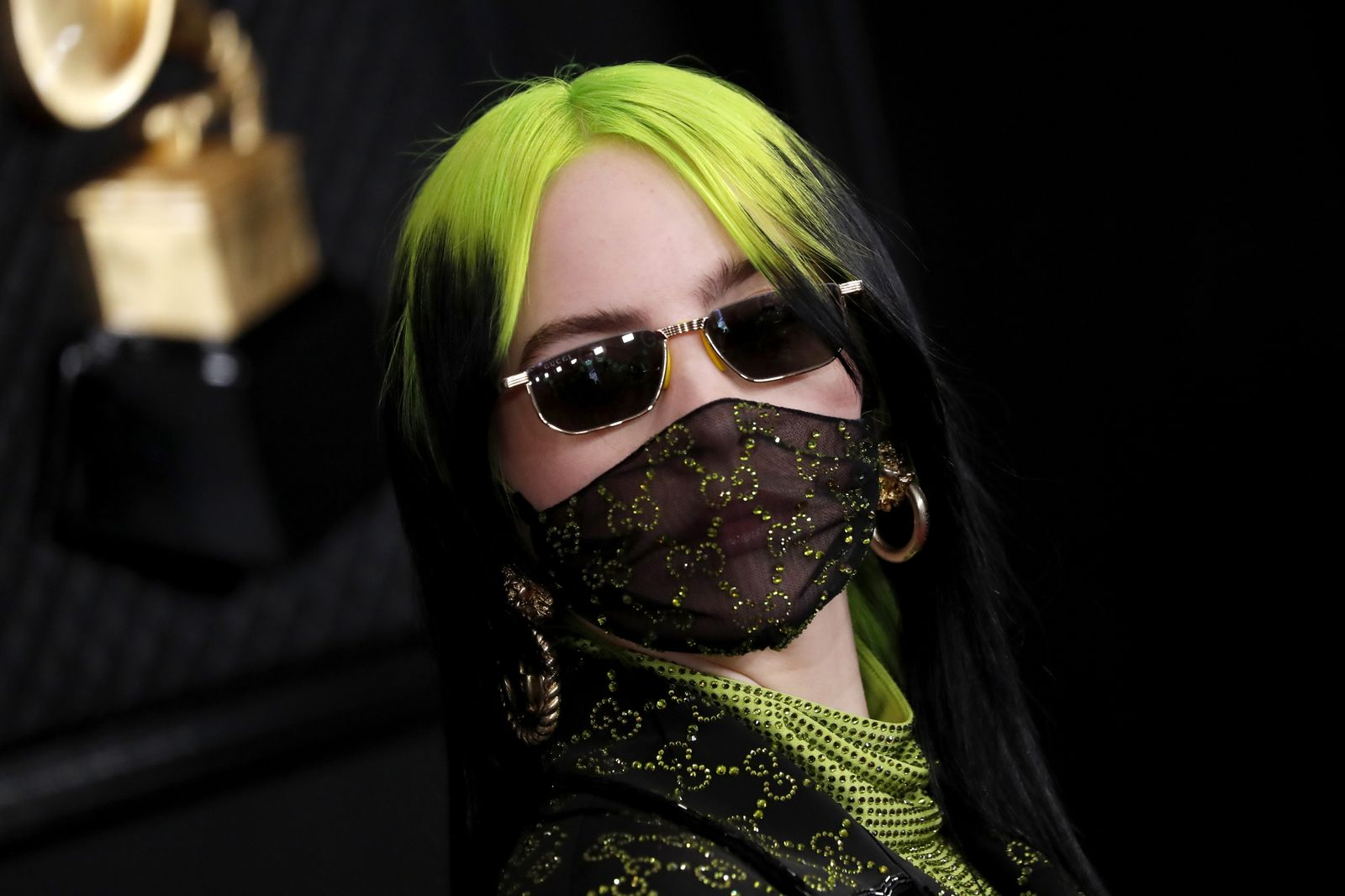 Arrivals - 62nd Annual Grammy Awards, Los Angeles, USA - 26 Jan 2020