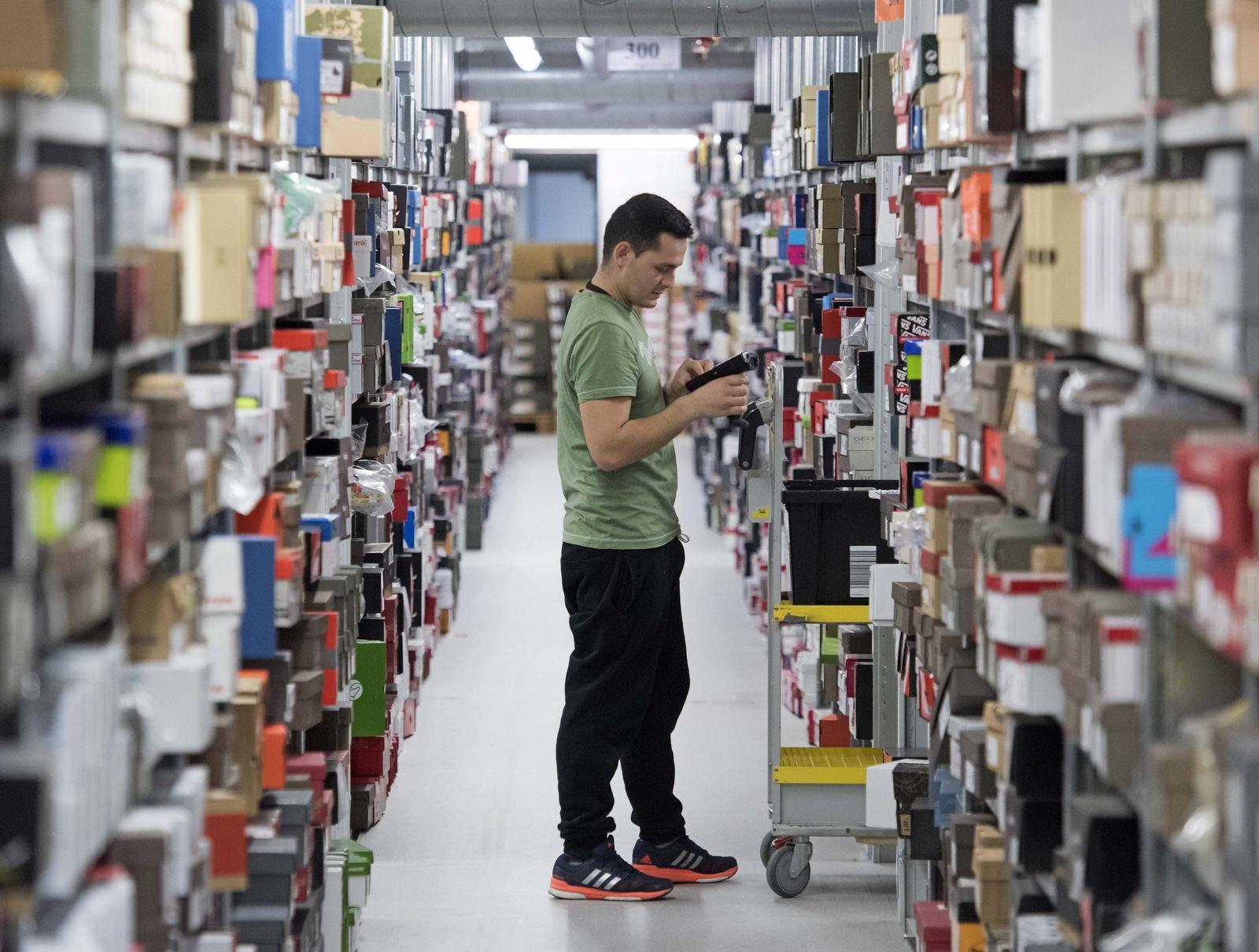 Germany Amazon Logistics Day