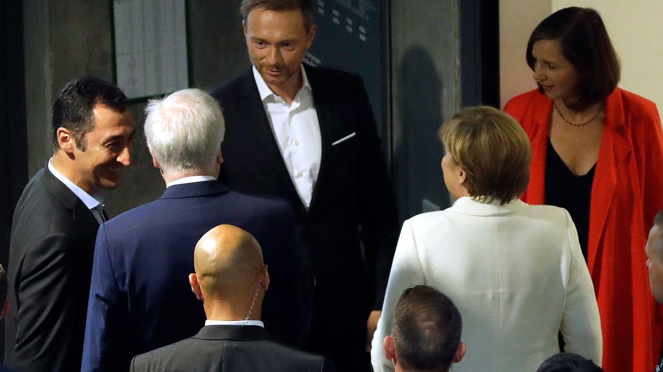 Mögliche Koalitionäre in Berlin: Künftiger Haushalt könnte durch Beteiligungsverkäufe entlastet werden