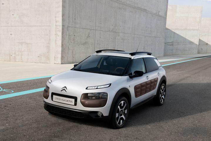 Citroën C4 Cactus: Der Günstig-SUV läuft bestens