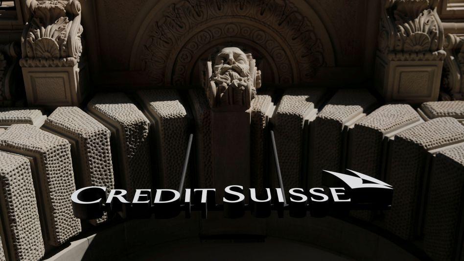Credit Suisse kämpft weiter mit Beschattungsaffäre