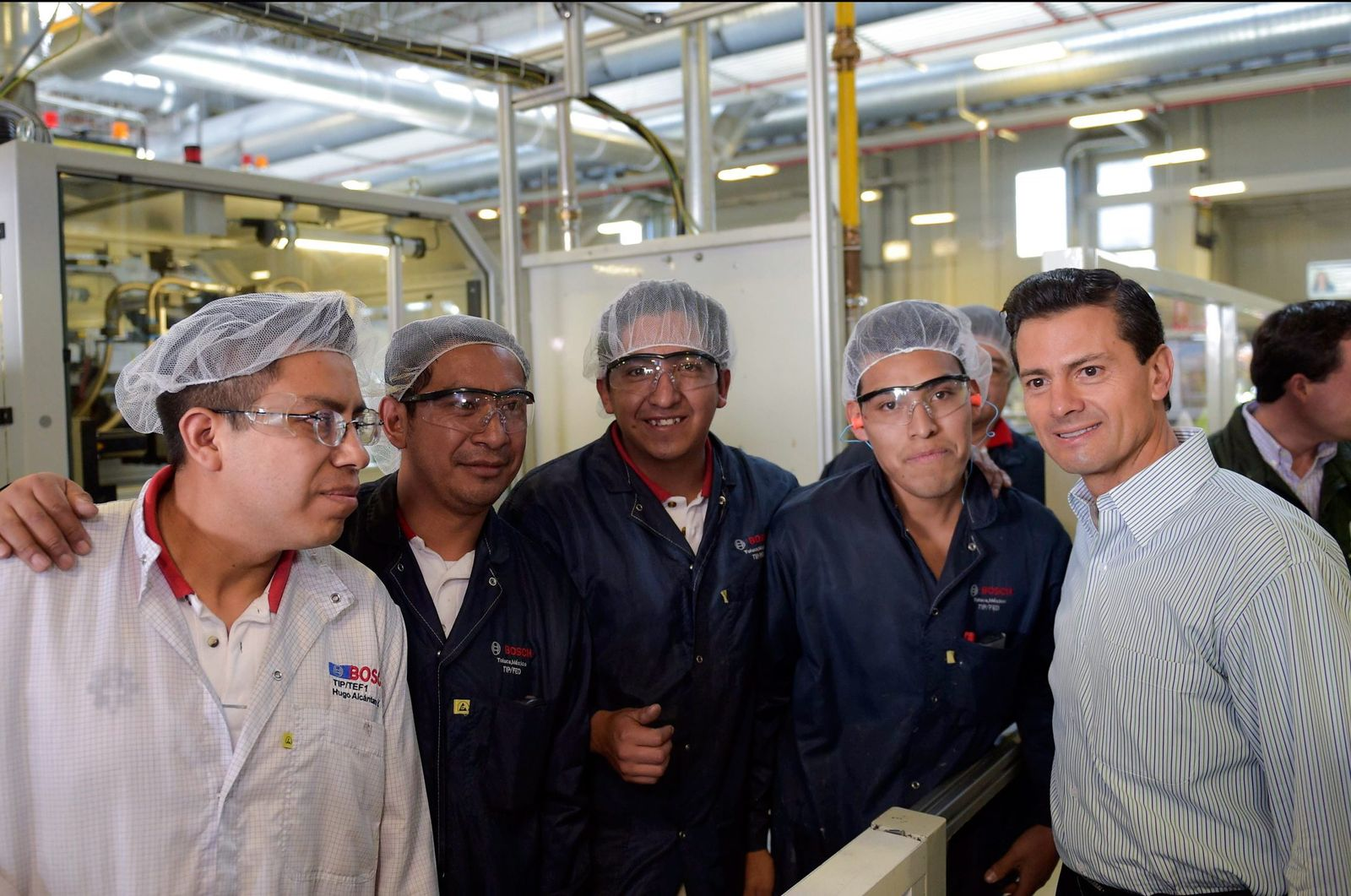 Employment rises in Mexico / Bosch