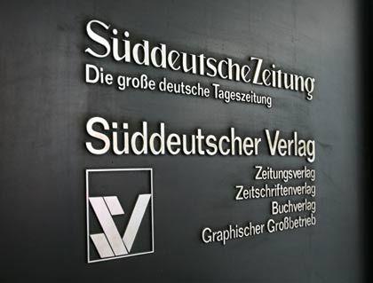 Neuer Eigentümer: Die SWMH übernimmt 62,5 Prozent der Anteile am Süddeutschen Verlag