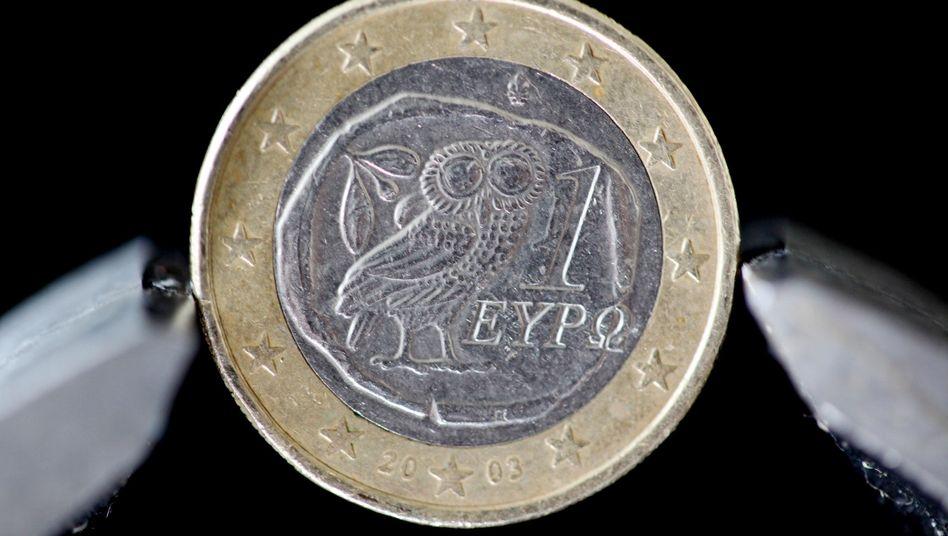 In der Klemme: Griechenland und seine Gläubiger machen sich auf einen Schuldenschnitt gefasst