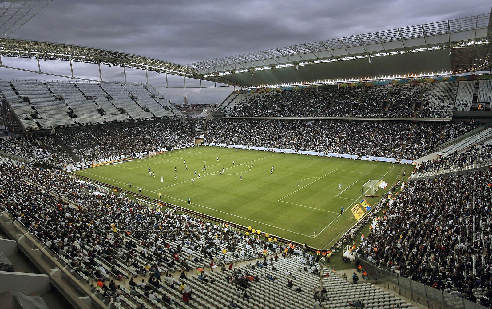 WM-Stadien 2014/ Arena Corinthians