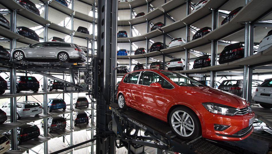 VW Golf : In Kürze wird die Produktion wieder hochgefahren, doch der Konflikt hinterlässt viele Verlierer