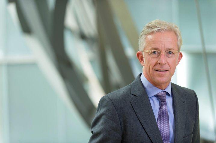 Aufsichtsratschef: Karl von Rohr