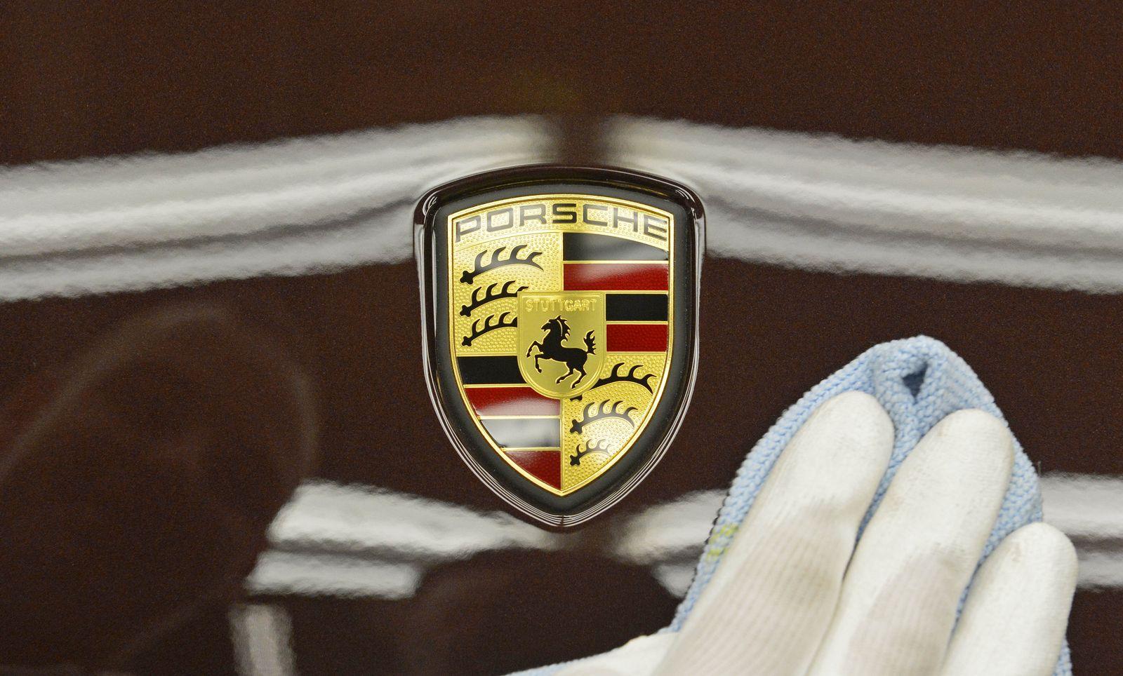 NICHT VERWENDEN Unternehmen/Porsche AG