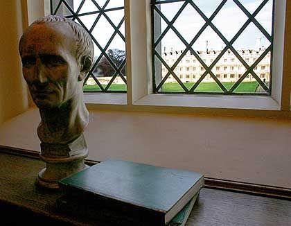 Große Köpfe: Die Apostel wurden gegründet, um die zwölf begabtesten Studenten von Cambridge zu vernetzen
