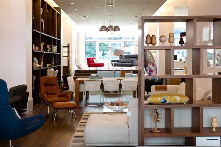 Showroom von Home24