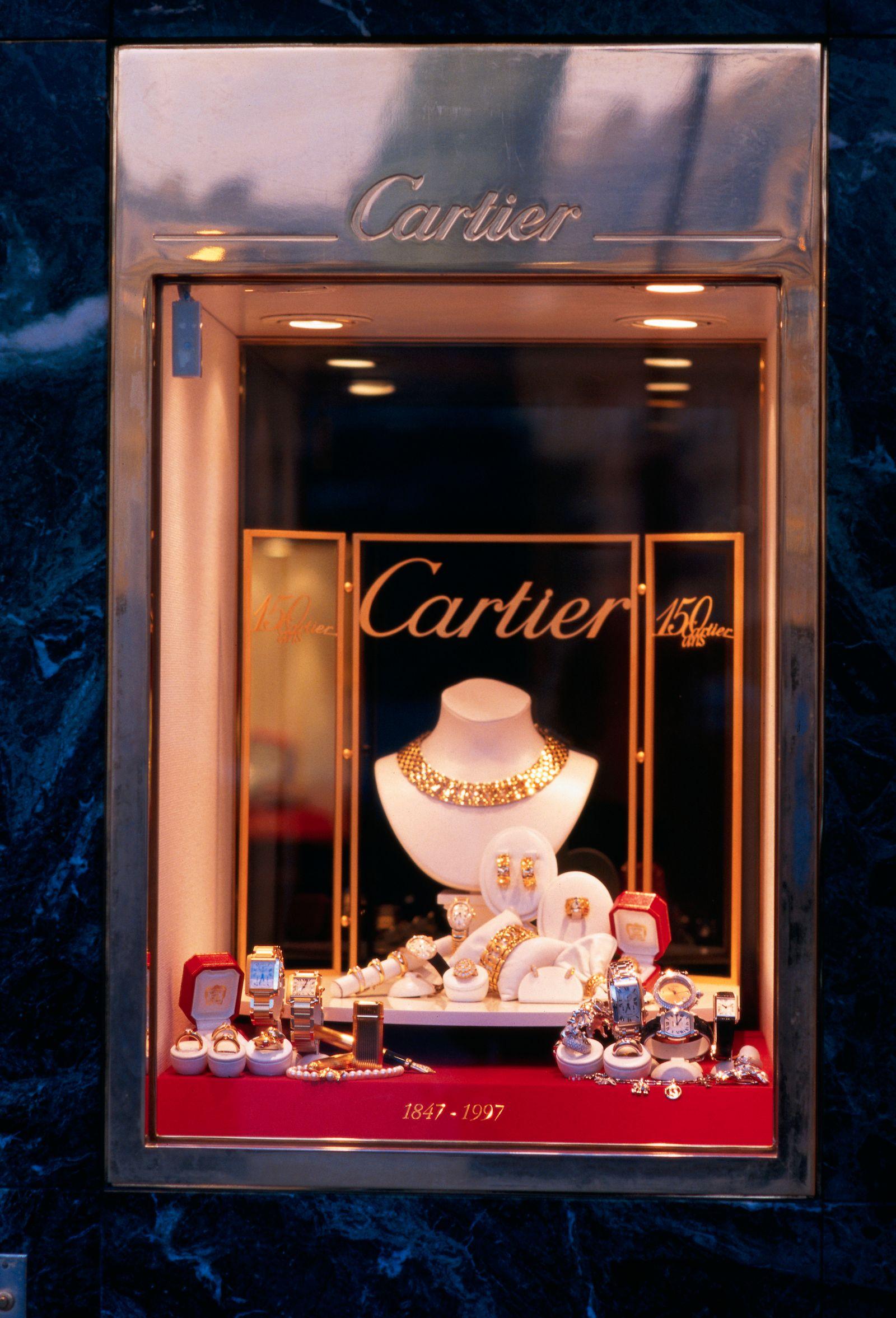 NICHT MEHR VERWENDEN! - Cartier / Schmuck / Geschmeide / Gold