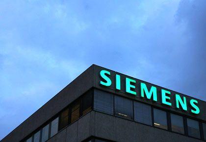 Siemens: Die Milliardenrückstellung wird noch für das Ende September geschlossene Geschäftsjahr verbucht