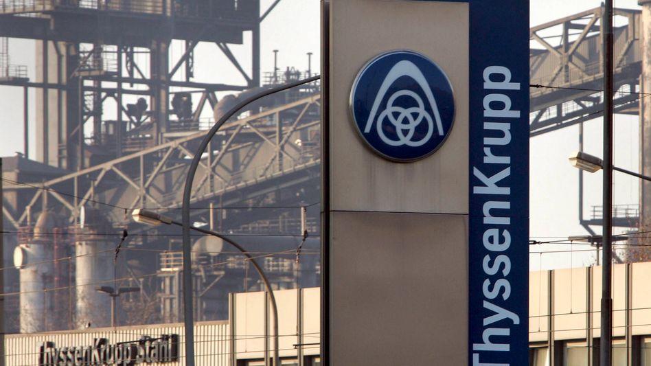 ThyssenKrupp: Vorstandschef Heinrich Hiesinger will sich von zahlreichen Geschäftsbereichen trennen, Börsianer begrüßen die Umbaupläne