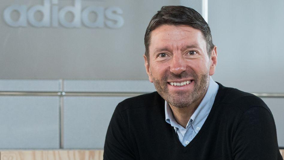 Adidas-Chef Kasper Rorsted.
