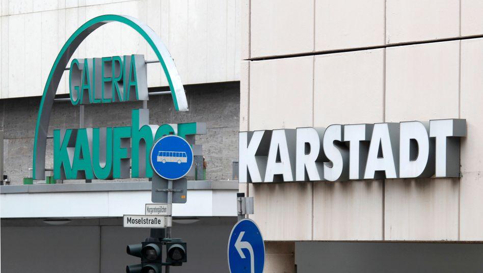Kaufhof, Karstadt: Neue Gespräche über Gemeinschaftsunternehmen