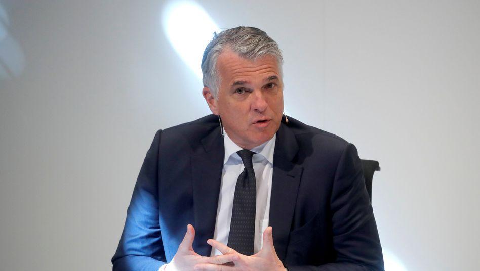 Sergio Ermotti: Der Noch-UBS-Chef soll zur Swiss Re wechseln