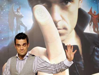 Neuer Eigentümer: Songs von Robbie Williams werden nun von Universal Music Publishing Group verlegt