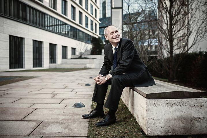 Diffuses Unwohlsein: Hendrik Leber, geschäftsführender Gesellschafter des Fondsanbieters Acatis