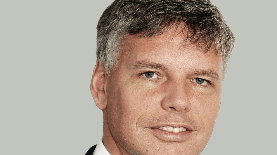 Will nicht Chef der UBS werden: Hugo Bänziger, Risikovorstand der Deutschen Bank