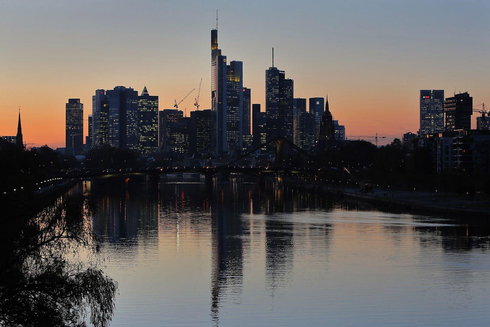 Skyline / Frankfurt