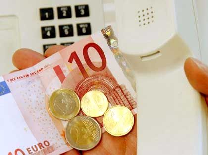 Mehr als Kleingeld: Noch klingelt im Festnetzgeschäft die Kasse bei der Telekom
