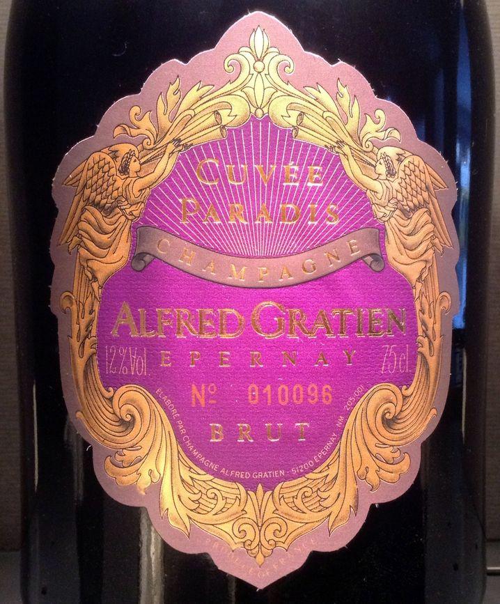 Jenseits des Mainstreams: Weine wie dieser im Holz ausgebaute Champagner von Alfred Gratien sind etwas für Kenner