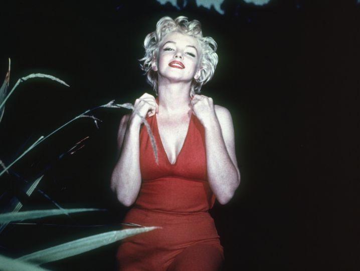 """Marilyn Monroe: Wenn Sie """"Albert"""" haucht, klingt das nicht gerade bedrohlich"""
