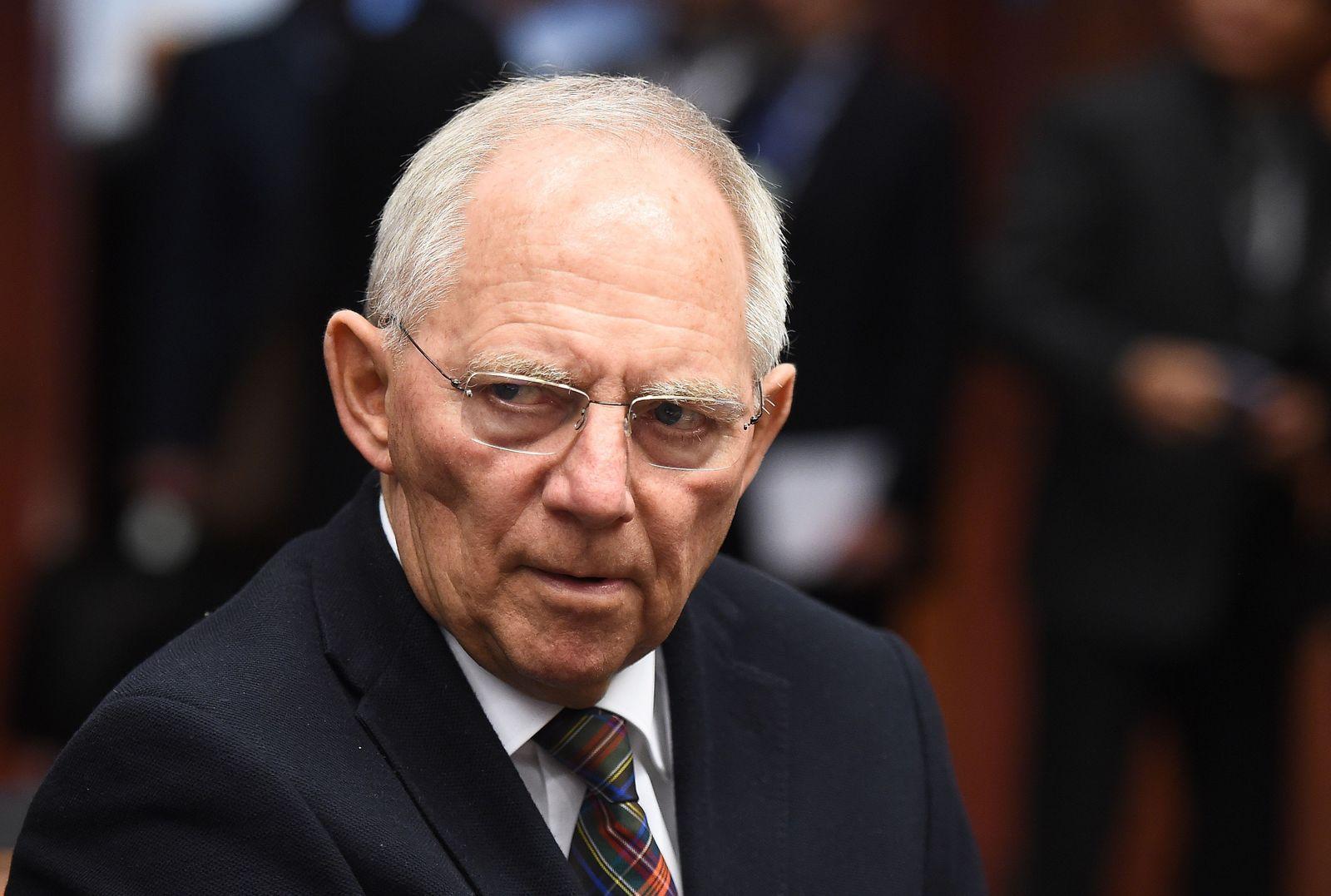 Griechenland / Euro / Schäuble / Varoufakis