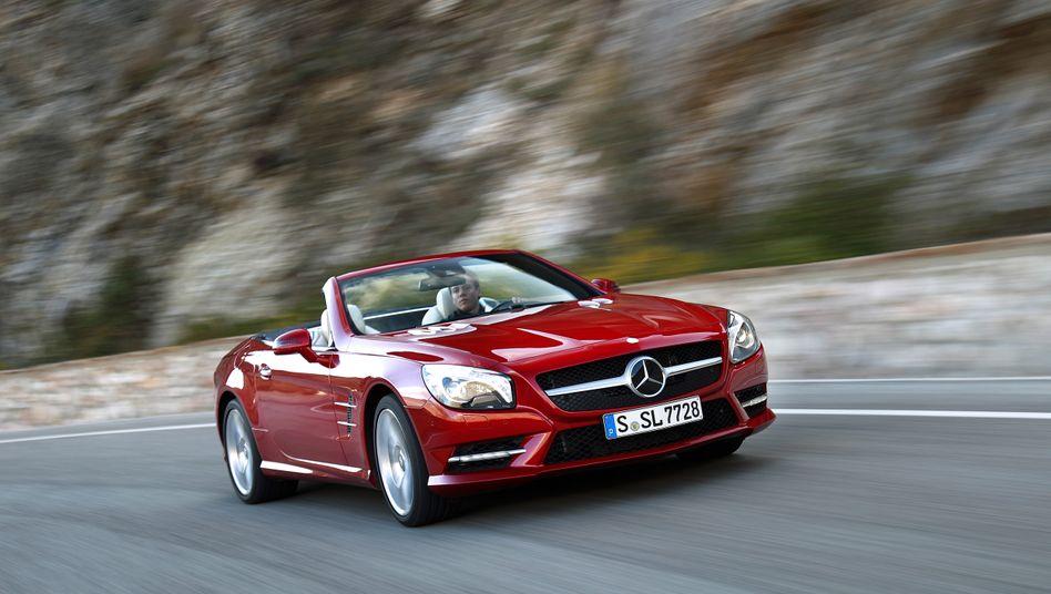 Aussteiger: Emirat Abu Dhabi vor Abschied bei Daimler