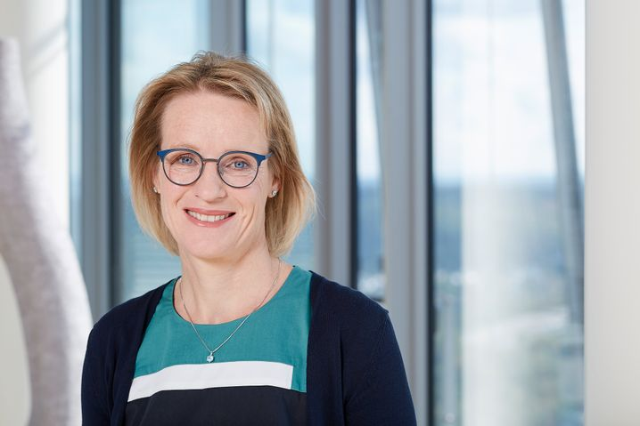 Investors' Darling 2021: Finanzchefin Melanie Kreis von Deutsche Post DHL