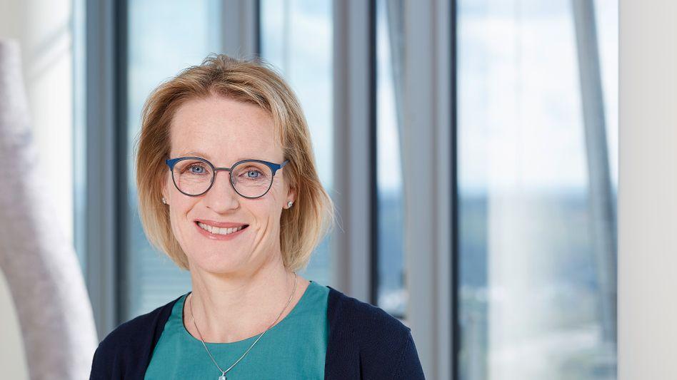 Statusmeldung: Wie nah Finanzchefin Melanie Kreis ihren Zielen schon ist, können Anleger nachverfolgen wie den aktuellen Aufenthaltsorts eines DHL-Pakets