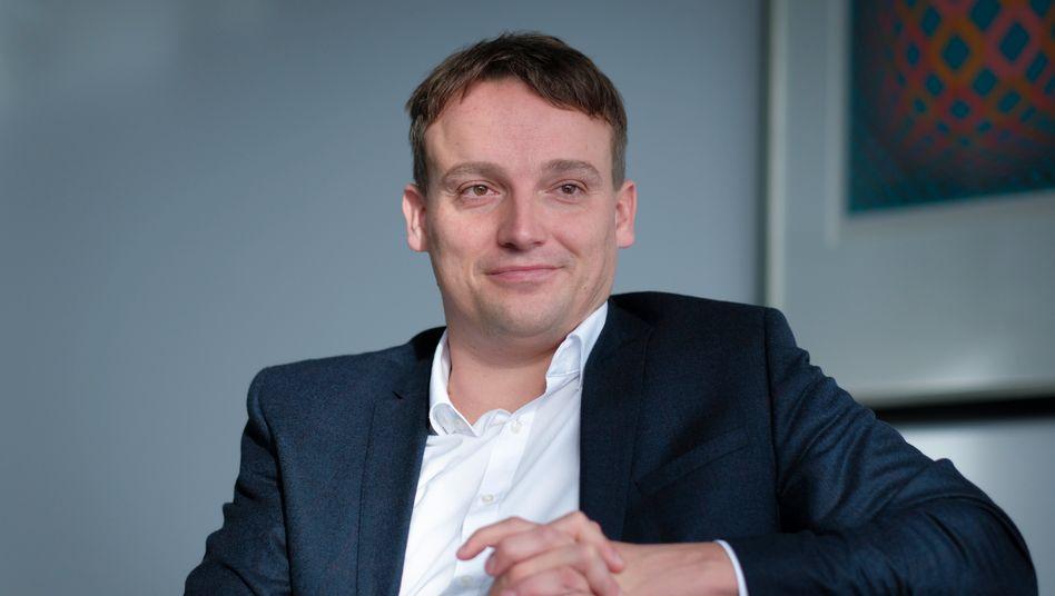 Unter Freunden: Christian Klein erntet Zuspruch