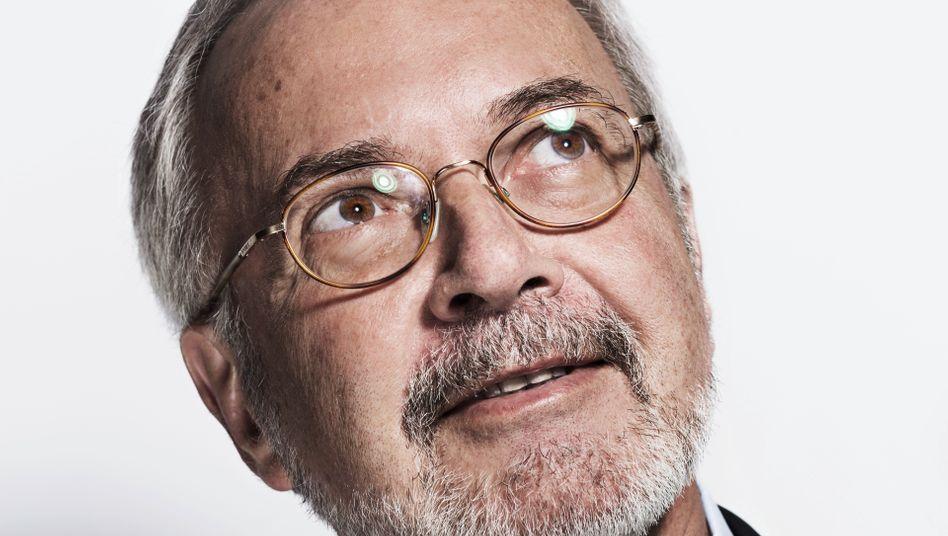 EIB-Chef Werner Hoyer: Europa retten - auf Heuschrecken-Art