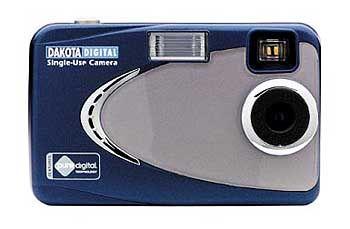 Digitale Wegwerfkamera von Pure Digital: In Deutschland debattiert man über Dosen