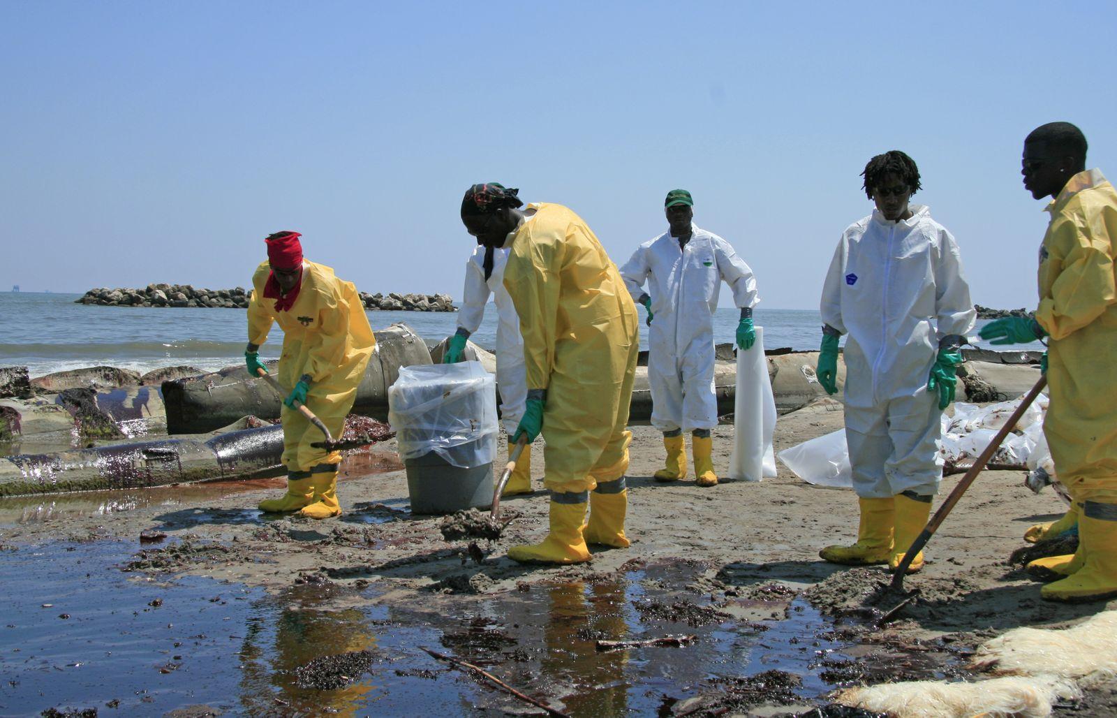 BP Ölkatastrophe