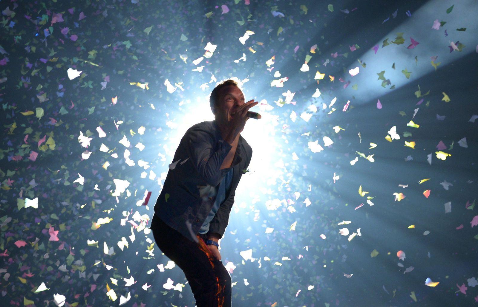 Chris Martin/ Coldplay