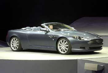 Wunder: Der DB 9 ist der flotteste Aston Martin seit langem - trotz Ford-Regie