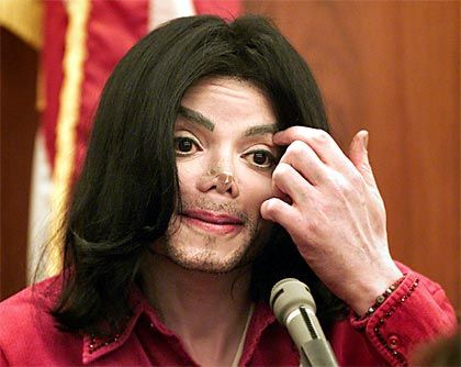 """""""Ja"""" oder """"Nein"""": Michael Jackson vor Gericht"""