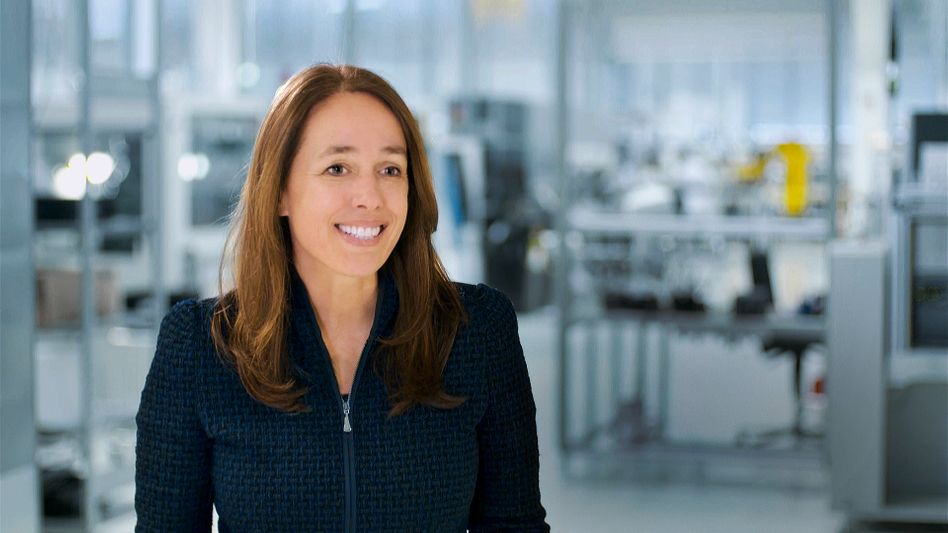 Personal, Finanzen und Vertrieb: Co-Geschäftsführerin Susanne Kunschert leitet Pilz in einer Doppelspitze mit ihrem Bruder Thomas Pilz