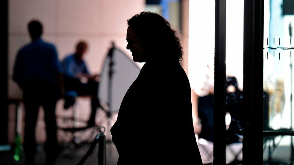 Andrea Nahles legt ihre Ämter bei der SPD nieder - was nun?